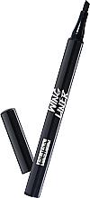 Profumi e cosmetici Eyeliner-penna con punta smussata - Pupa Wing Liner