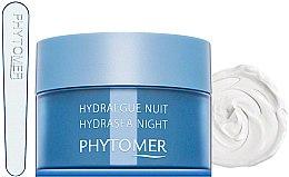 Profumi e cosmetici Crema idratante notte - Phytomer Hydrasea Night Plumping Rich cream