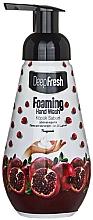"""Profumi e cosmetici Schiuma detergente mani """"Melograno"""" - Aksan Deep Fresh Foaming Hand Wash Pomegranate"""