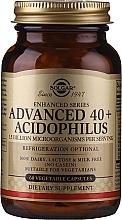 Profumi e cosmetici Integratore alimentare a sostegno della flora intestinale - Solgar Advanced 40+ Acidophilus