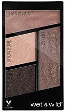 Profumi e cosmetici Palette ombretto - Wet N Wild Color Icon Eyeshadow Quad