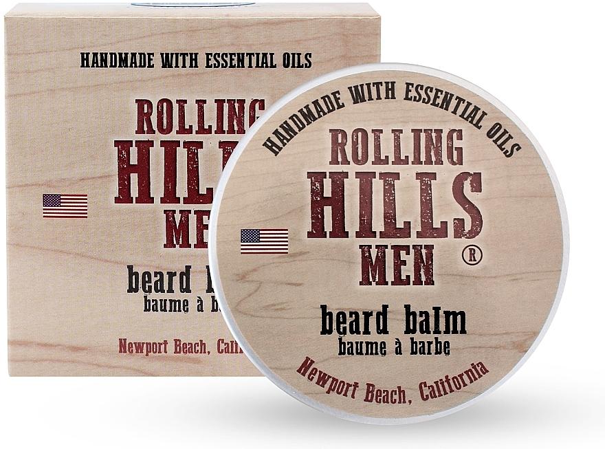 Balsamo per barba - Rolling Hills Men Beard Balm — foto N1