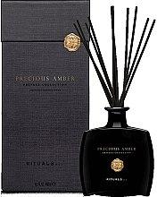 """Profumi e cosmetici Diffusore di aromi """"Ambra grigia"""" - Rituals Precious Amber Fragrance Sticks"""