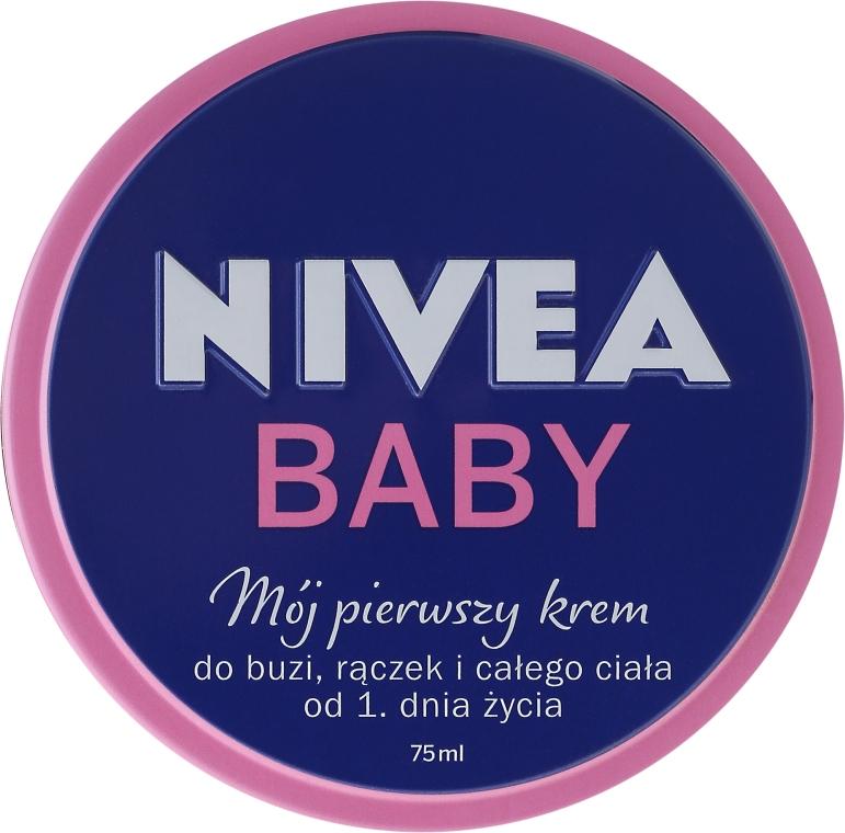 """Crema per bambini """"La mia prima crema"""" - Nivea Baby My First Cream — foto N1"""