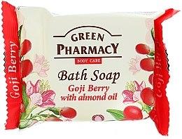 """Profumi e cosmetici Sapone """"Bacche di goji con olio di mandorle"""" - Green Pharmacy"""