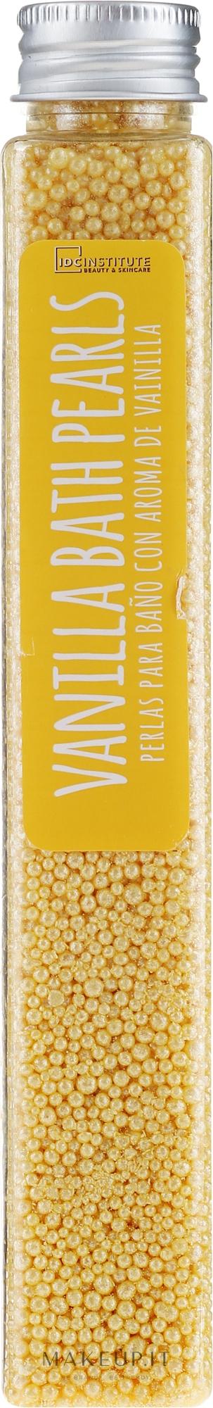 """Perle da bagno """"Vanilla"""" - IDC Institute Bath Pearls Vanilla — foto 90 g"""
