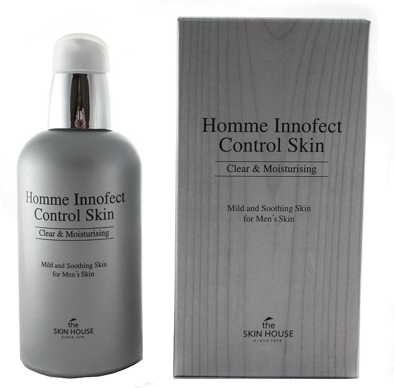 Tonico opacizzante per uomo - The Skin House Homme Innofect Control Skin — foto N1