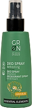 Profumi e cosmetici Deodorante - GRN Deo Spray Calendula