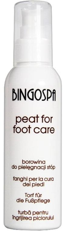 Balsamo piedi - BingoSpa Peat