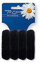 Profumi e cosmetici Elastici per capelli 4 pz, 22531 - Top Choice