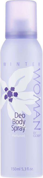 Deodorante-spray - Gosh Woman Winter Deo Body Spray