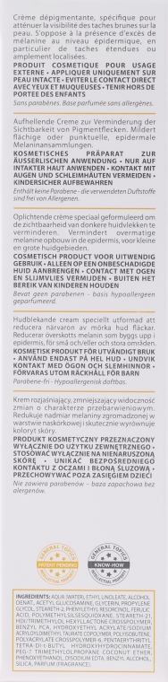 Crema anti macchie - Synchroline Thiospot Intensive Cream — foto N3