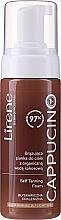 Profumi e cosmetici Schiuma abbronzante corpo - Lirene Cappucino Self Tanning Foam