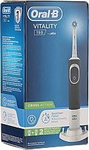 Profumi e cosmetici Spazzolino elettrico - Oral-B Vitality 150 Cross Action