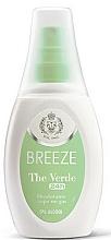 Profumi e cosmetici Breeze Deo The Verde - Deodorante spray per corpo