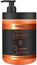 Profumi e cosmetici Maschera per capelli - Prosalon Protein Therapy + Keratin Complex Rebuild Mask