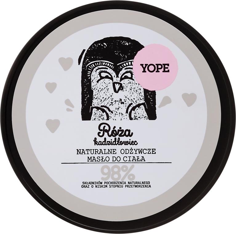 """Burro corpo """"Rosa e incenso"""" - Yope Body Butter"""