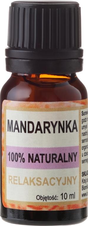 "Olio esenziale ""Mandarino"" - Biomika Tangerine Oil"