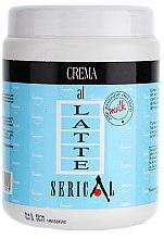 Profumi e cosmetici Crema-maschera con proteine del latte - Pettenon Serical