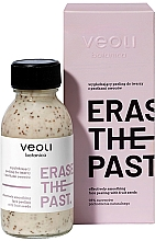 Profumi e cosmetici Peeling viso levigante con semi di frutta - Veoli Botanica Effectively Smoothing Face Peeling With Fruit Seeds Erase The Past