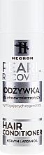 Profumi e cosmetici Balsamo per capelli danneggiati - Hegron Pearl Recover Hair Conditioner