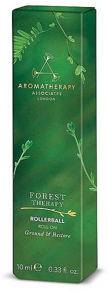 Olio aromatico - Aromatherapy Associates Forest Therapy Rollerball — foto N3