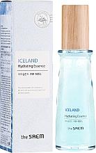 Profumi e cosmetici Essenza idratante con acqua minerale islandese - The Saem Iceland Hydrating Essence