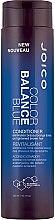 Profumi e cosmetici Condizionante per capelli colorati - Joico Color Balance Blue Conditioner