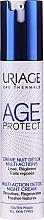"""Profumi e cosmetici Crema detox da notte """"Pulizia + correzione delle rughe"""" - Uriage Age Protect Multi-Action Detox Night Cream"""