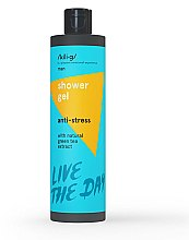 Profumi e cosmetici Gel doccia antistress - Kili·g Man Anti-Stress Shower Gel
