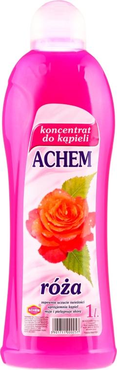 """Concentrato liquido da bagno """"Rosa"""" - Achem Concentrated Bubble Bath Rose"""