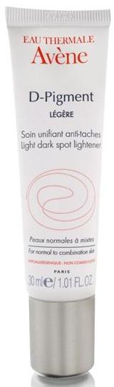 Crema schiarente anti-macchie di età - Avene Eau Thermale D-Pigment Light Dark Spot Lightener — foto N1