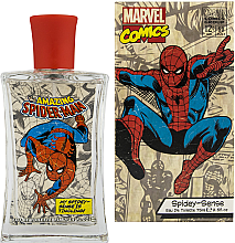 Profumi e cosmetici Marvel Comics Spiderman - Eau de toilette