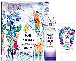 Profumi e cosmetici Sisley Eau Tropicale - Set (edt/50ml + b/l/50ml)