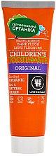Profumi e cosmetici Dentifricio organico per i bambini - Urtekram Childrens Toothpaste Original