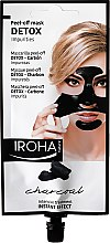 Profumi e cosmetici Maschera viso - Iroha Nature Detox Peel Off Face Mask