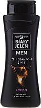 Profumi e cosmetici Gel-shampoo ipoallergenico 2in1 - Bialy Jelen Hypoallergenic Gel & Shampoo 2in1