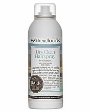 Profumi e cosmetici Shampoo secco per capelli scuri - Waterclouds Volume Dry Clean Dark Hairspray