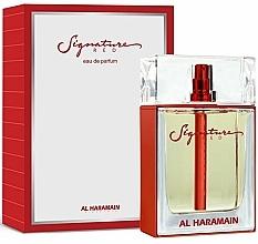 Profumi e cosmetici Al Haramain Signature Red - Eau de Parfum