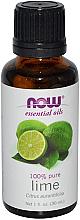 Profumi e cosmetici Olio essenziale di lime - Now Foods Essential Oils 100% Pure Lime