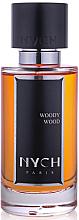 Profumi e cosmetici Nych Perfumes Woody Wood - Eau de Parfum