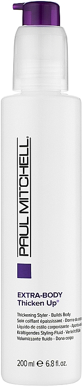 Lozione styling per volume - Paul Mitchell Extra-Body Thicken Up
