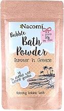 """Profumi e cosmetici Polvere da bagno """"Estate greca"""" - Nacomi Bath Powder"""