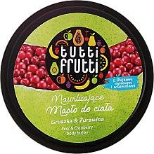 Profumi e cosmetici Burro corpo - Farmona Tutti Frutti Pear Body Butter