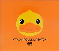 Profumi e cosmetici Maschera hydrogel per labbra - G9Skin Vita Ampoule