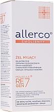Profumi e cosmetici Gel detergenete per viso e corpo - Allerco Emolienty Molecule Regen7 Gel