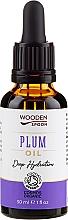 Profumi e cosmetici Olio di prugne - Wooden Spoon Plum Oil