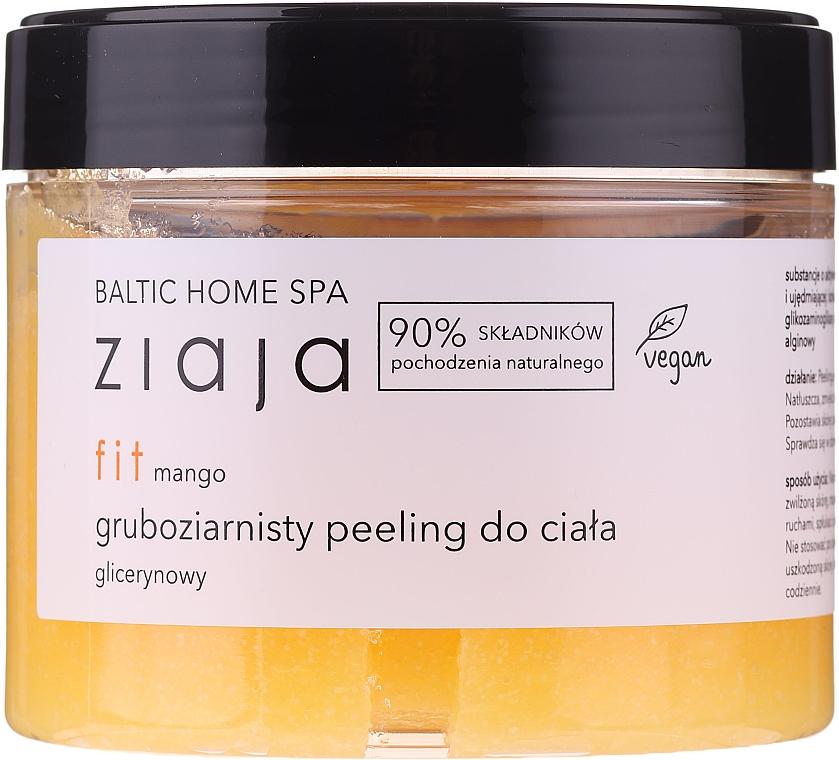 "Scrub corpo ""Mango"" - Ziaja Baltic Home SPA Body Peeling"
