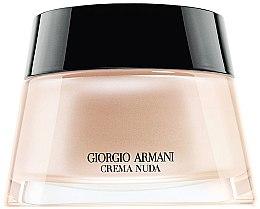 Profumi e cosmetici Crema idratante con effetto fondotinta - Giorgio Armani Crema Nuda Supreme Glow Reviving Tinted Cream