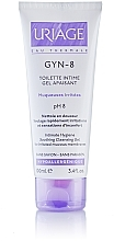 Profumi e cosmetici Detergente intimo - Uriage GYN-8 Toilette Intime Gel Apaisant